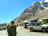 On route to manali on 12 hr bus ride