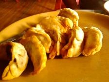 """""""Momos"""" aka tibeten dumplings"""