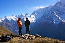 Tulsi Gurung and Naren