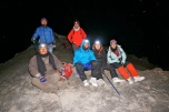 Summit Push at 11pm.